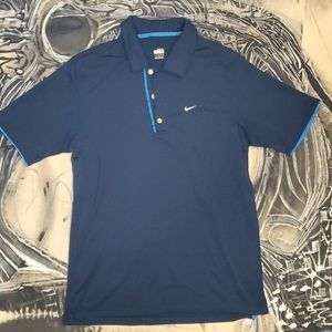 Nike Fit-Dry mens polo